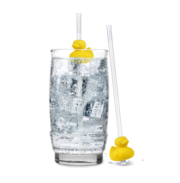 DUCK DUCK DRINK Straws